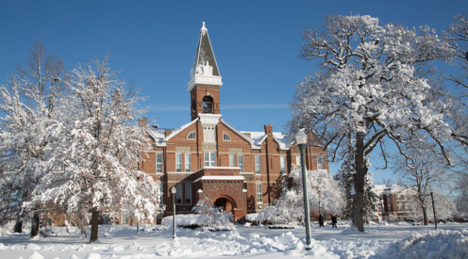 Building hours and access during winter break