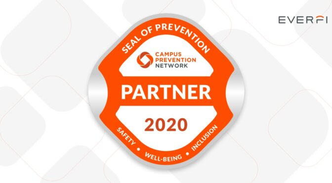 Drake receives Campus Prevention Network Seal of Prevention