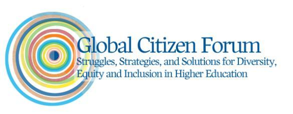 Get involved with the Global Citizen Forum