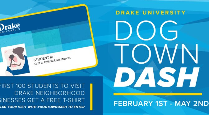 There's still time to start the Dogtown Dash