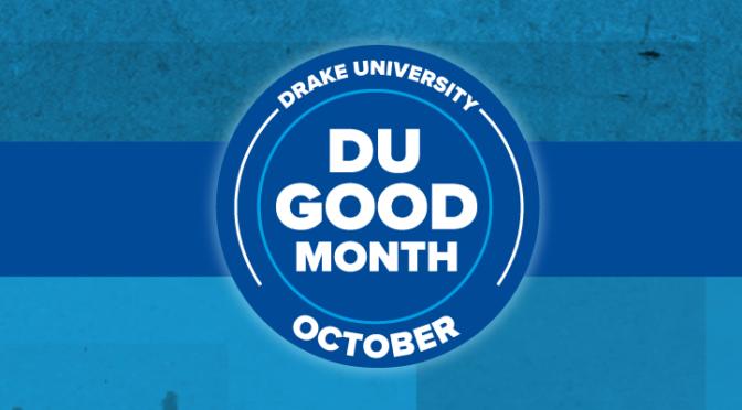 October is DU Good Month