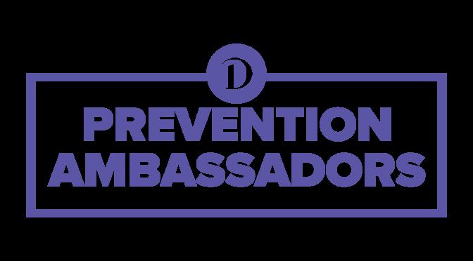 Prevention Ambassador training